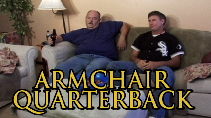 Comedy Time - Armchair Quarterback