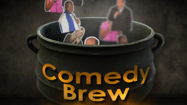 Comedy Time - Comedy Brew