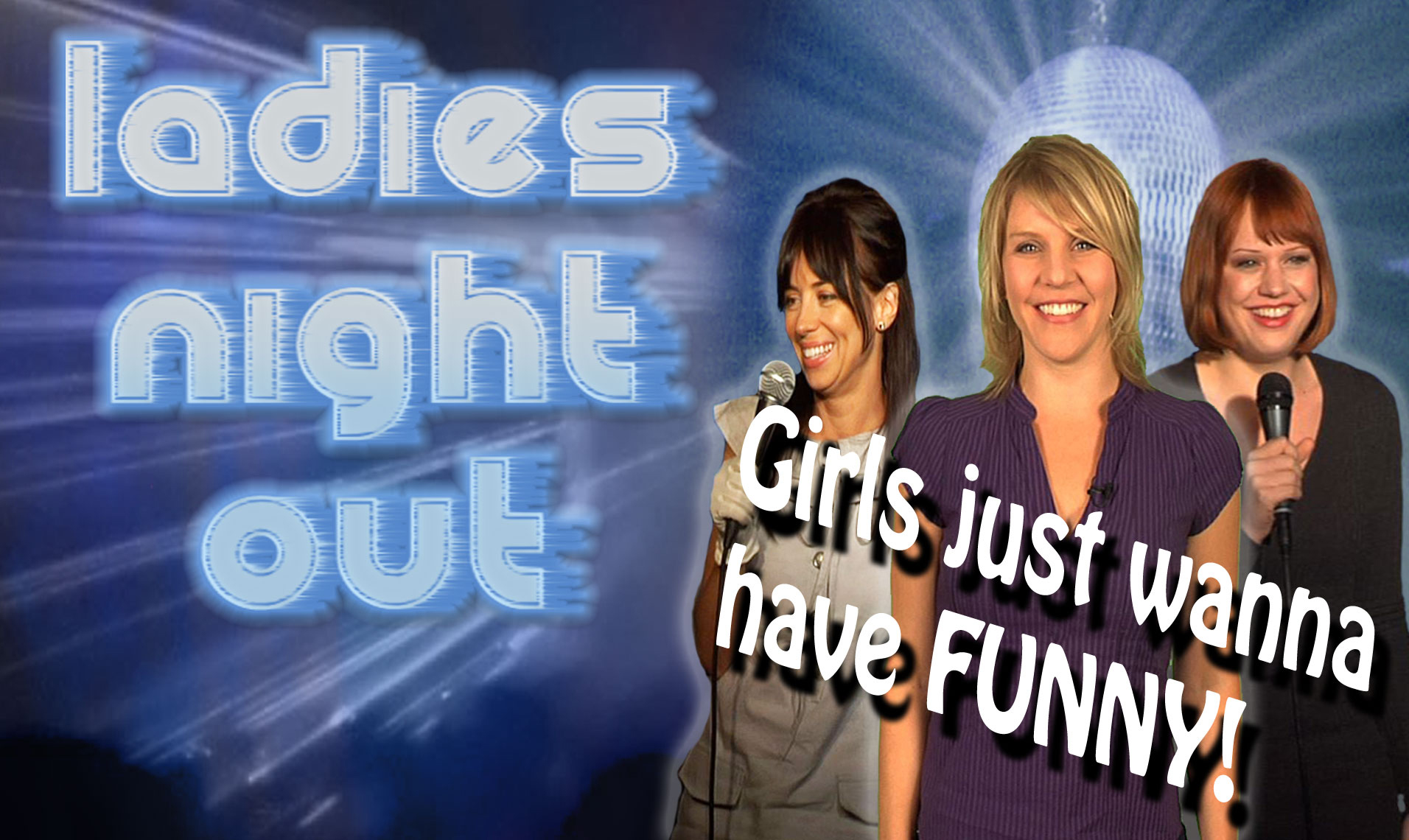 Comedy Time - Ladies Night Out