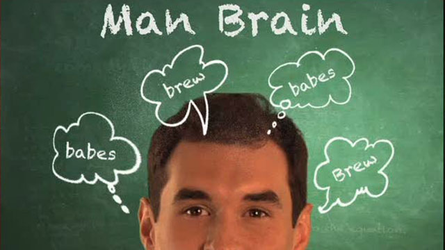 Comedy Time - Man Brain