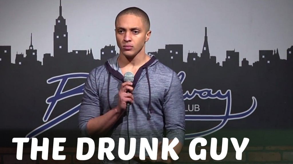 Comedy Time - Funny videosThe Drunk Guy (Stand Up Comedy)