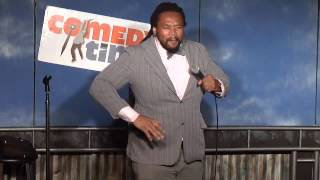 Comedy Time - Funny videosStand Up Comedy by Atelston Fitzgerald - Self Written Jokes